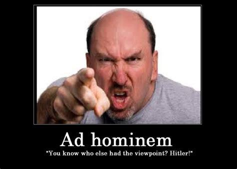 Ad Hominem Meme - ad hominem by chaser1992 on deviantart