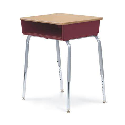 Virco Desk by Virco 785 Open Front Student Desk On Sale Now