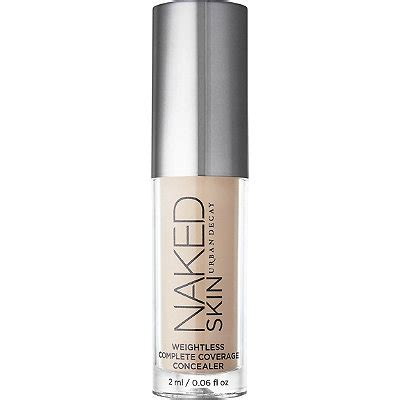 Decay Skin Concealer Travel Size travel size skin weightless complete coverage concealer