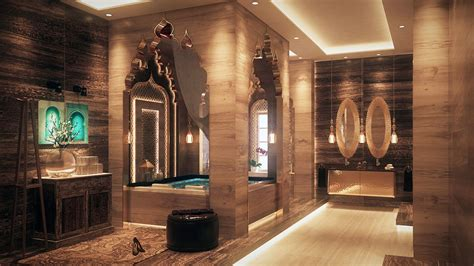 Luxurious Bathrooms With Stunning Design Details Luxurious Bathroom Designs