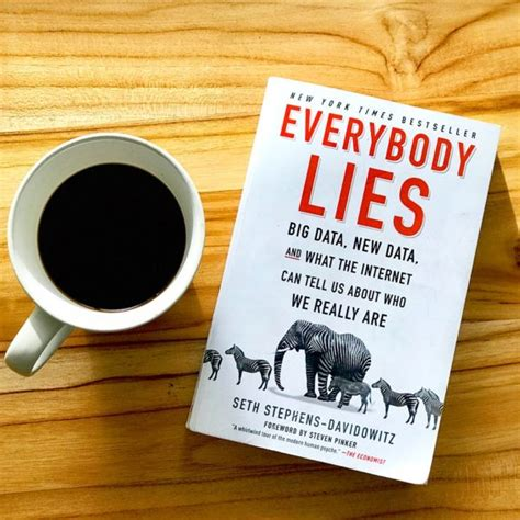 Trending Today Everybody Lies by Libro Recomendado Everybody Lies De Seth Stephens