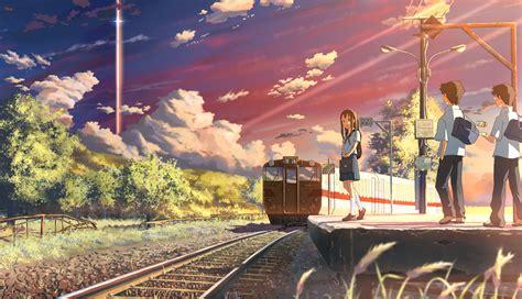 film anime karya makoto shinkai daftar lengkap anime karya makoto shinkai otamegane com