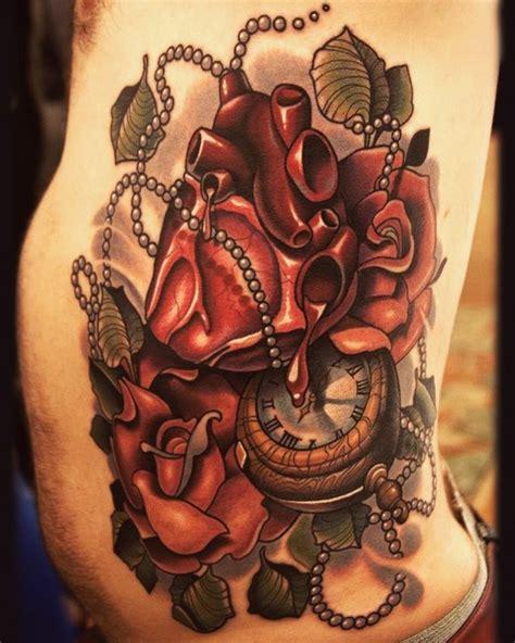 New School Love Tattoo | time of love new school tattoo best tattoo ideas gallery