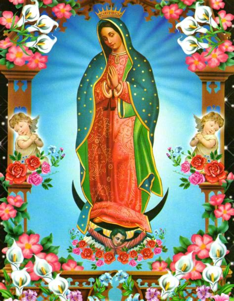 imagenes y frases guadalupanas virgen mar 205 a de guadalupe lupillo times
