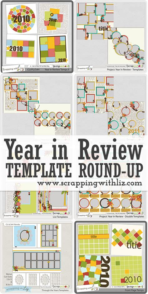 year end review template 28 images best 25 book review