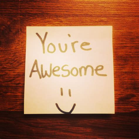 you re you re awesome craig t owens
