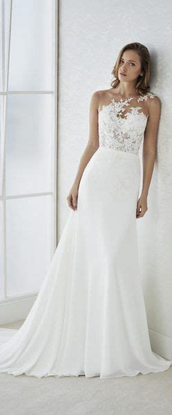 Elegante Brautkleider Mit Spitze by Gefunden Bei Happy Brautmoden Brautkleid
