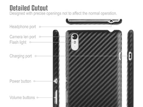 Sony Xperia T3 Hardcase Keren Armor Back Cover Casing sony xperia t3 twilled back
