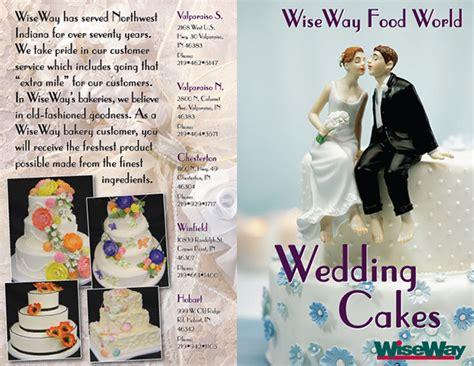 Wedding Cake Brochure by Wedding Cake Brochure On Behance
