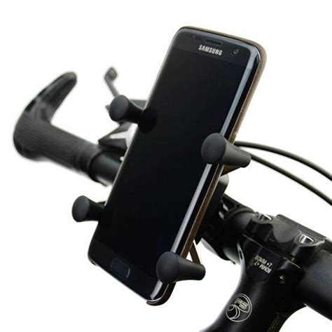 360 Degree Bicycle Mount Bike Holder For Smartphone new version universal rotating 360 degrees x grip cl