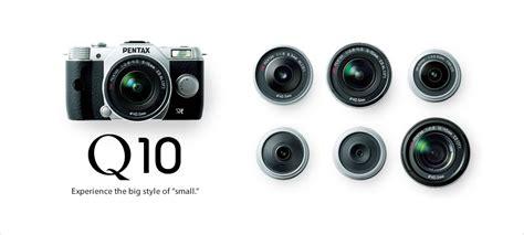 Kamera Pentax Q Kit pentax q 10 kamera mirrorless mungil teman perjalanan toko serbaguna