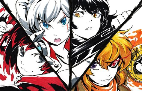 rwby official anthology vol 1 like roses rwby by rustyartist on deviantart