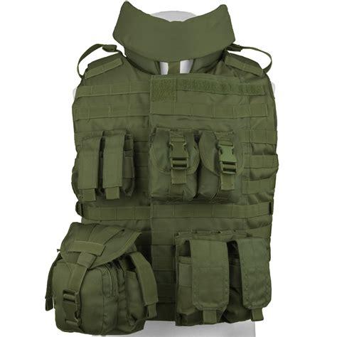 Vest Outer Diskon mil tec otv outer tactical vest olive vests 1st