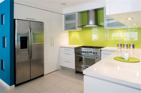 concept of the ideal kitchen decorating for minimalist house interior design inspirations