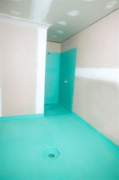 wet seal bathroom why use water based waterproofing membranes wet seal
