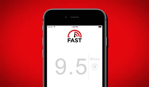 fast app for android netflix fast speed test app for ios and android