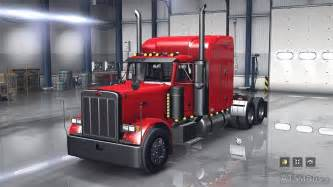 Perry Interiors Peterbilt 379 Update 1 2 1 1 American Truck Simulator Mods