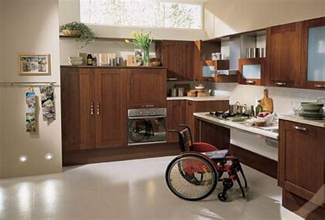 Disabled Kitchen Design Made Easy Selecting The Best Flooring For The Elderly