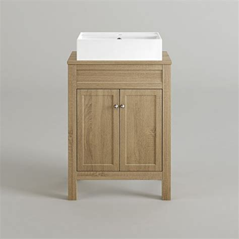 Traditional Bathroom Furniture Traditional Bathroom Furniture Countertop Basin Unit Oak Effect Search Furniture