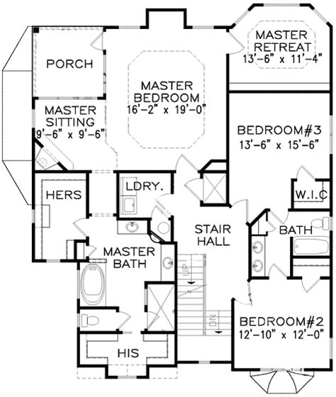 master retreat floor plans complete with master retreat 15708ge 2nd floor master