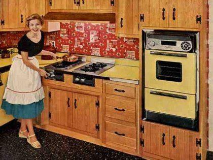 1950 s kitchen 1950s kitchen style afreakatheart
