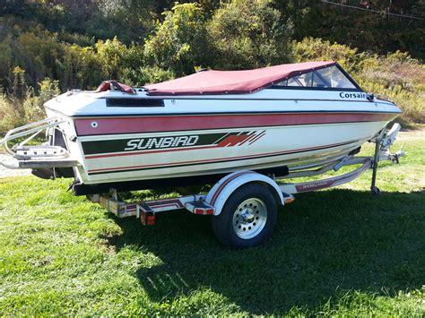 1989 sunbird boat sunbird corsair 1989 for sale for 1 250 boats from usa