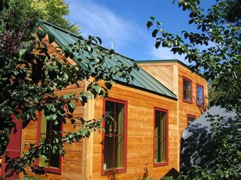tiny houses for sale in colorado a colorado tree house builder builds a tiny house on wheels for sale