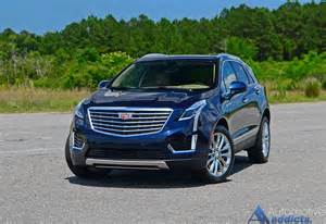 Cadillac Awd Vehicles In Our Garage 2017 Cadillac Xt5 Platinum Awd