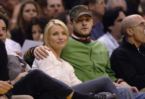Jt And Cameron Split by Justin Timberlake Jared Leto More The Past Of