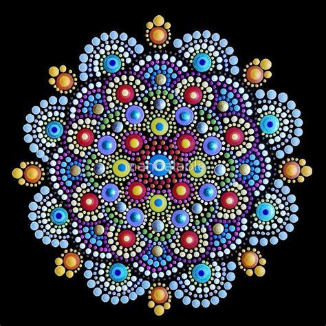 dot pattern mandala mandala dot art dot mandala art pinterest mandala