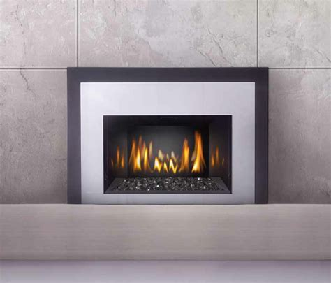 Gas Fireplace Insert Napoleon Gas Fireplace Inserts Fireplaces