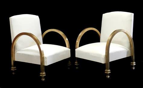 art deco armchairs rare pair art deco armchairs trendfirst