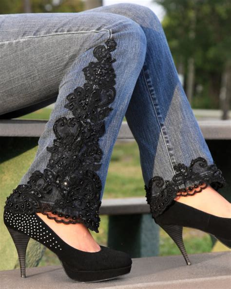 como decorar jeans resucita tus jeans viejos con un toque de creatividad