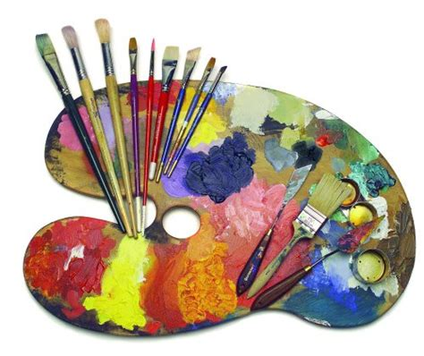 Painting Supplies by The Ipkat Monday Miscellany