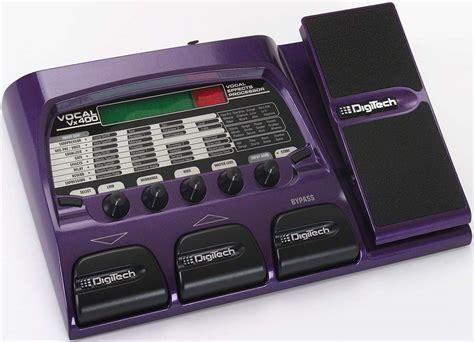 Digitech Vx400 Effect Vocal digitech vx400 image 494285 audiofanzine
