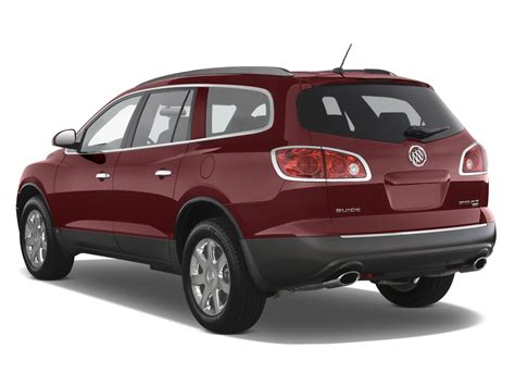 buick suv 2008 2008 buick enclave cxl buick crossover suv review
