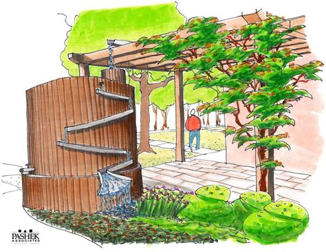 permaculture community revitalization and sustainable design for healthy living green infrastructure rain