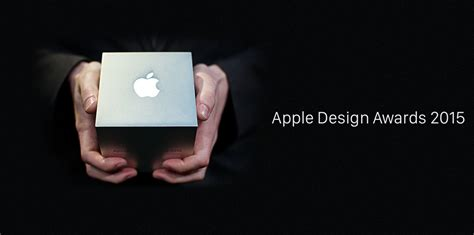 apple design the 2015 apple design award winners macstories