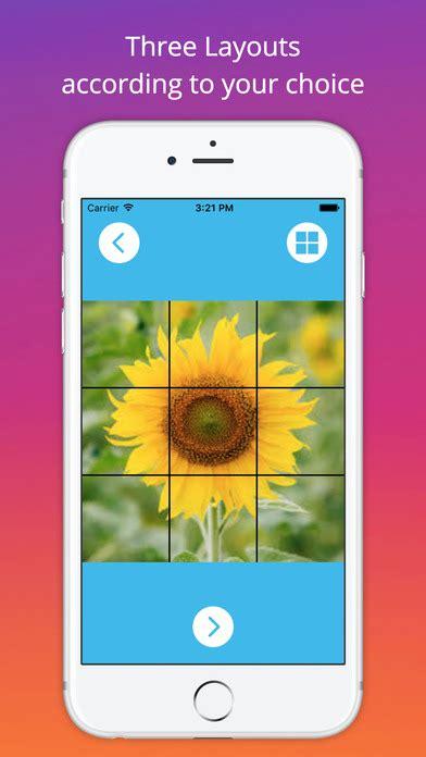 instagrids makes your instagram profile unique app shopper insta picprofile make your ig profile