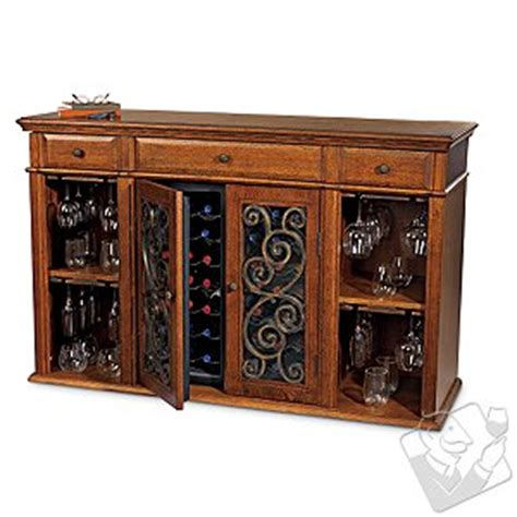 Wine Cellar Credenza product reviews and ratings furniture style wine cellars rutherford wine cellar credenza 42