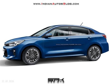 Kia Sedans 2017 Kia Sedan Rendered Has Been Spied Testing In