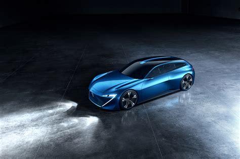 peugeot concept cars peugeot instinct concept les concept cars peugeot