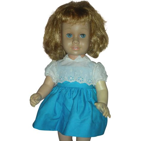 doll blogs mattel s chatty cathy other talking dolls ruby