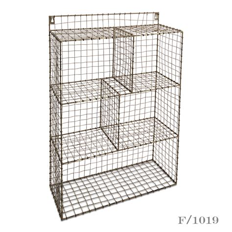 wire storage shelves wire storage shelf unit vintage matters