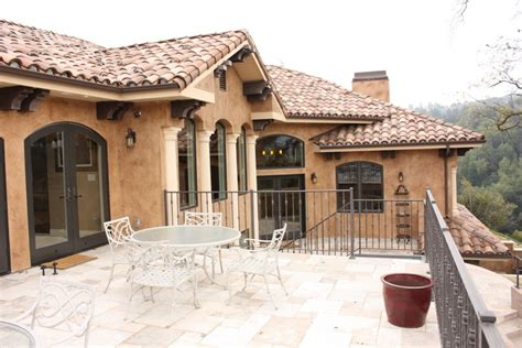 Screened In Porch Designs Patio Rustic With Adirondack Mediterranean House Plans Front Porch