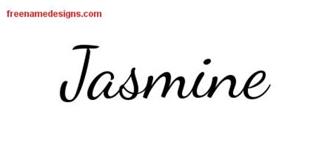 jasmine tattoo font jasmine archives page 2 of 2 free name designs