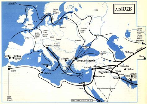 trade routes of the ottoman empire maps