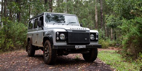 land rover defender 2015 black 2015 land rover defender 110 review caradvice