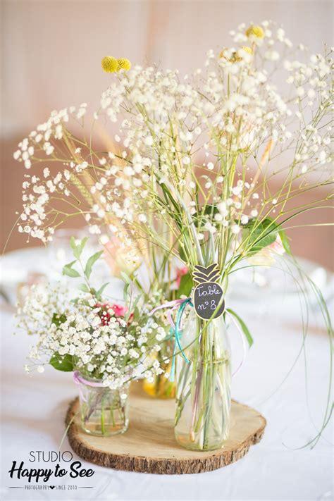 Decoration Florale Pour Mariage by Decoration Florale Chetre Table Mariage Studio Happy