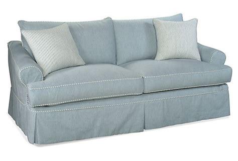 Light Blue Loveseat by Sofa Light Blue